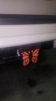 Monarch, Butterfly, Hitch, Receiver, Plug, 2, inch, Truck, Car, SUV