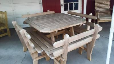 Table & Bench Sets