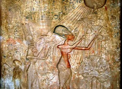 The Great Hymn to Aten