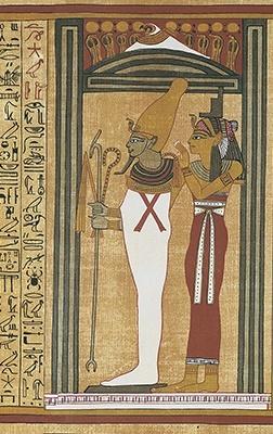 Hymn to Osiris