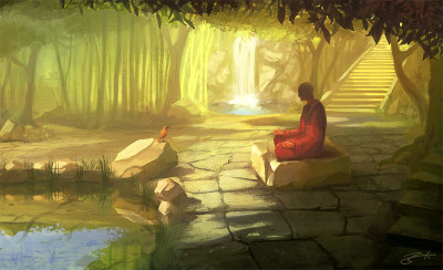 Meditation Lesson I.