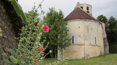 Knights Hospitaller Chapel and the Holy Grail Mushroom