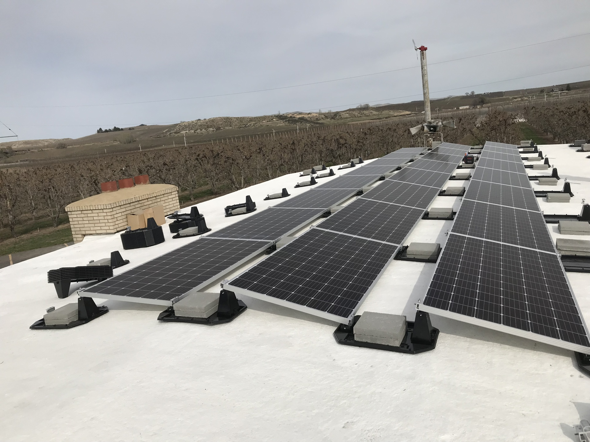 Parker Heights Ballasted System