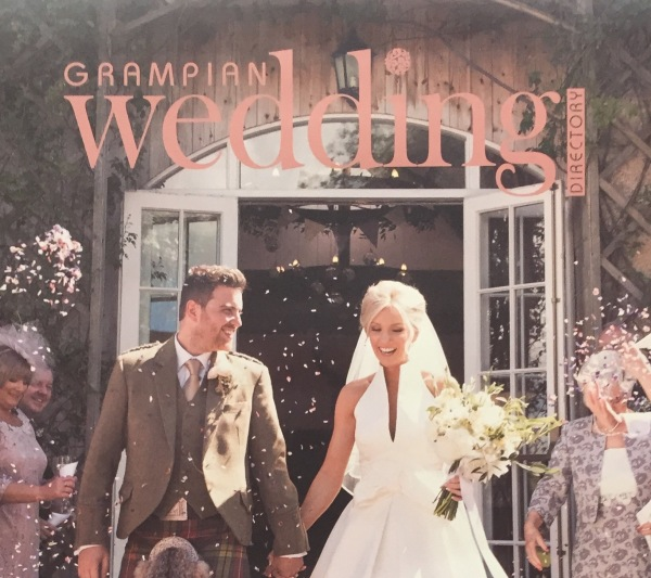 New Grampian Wedding Directory is out!