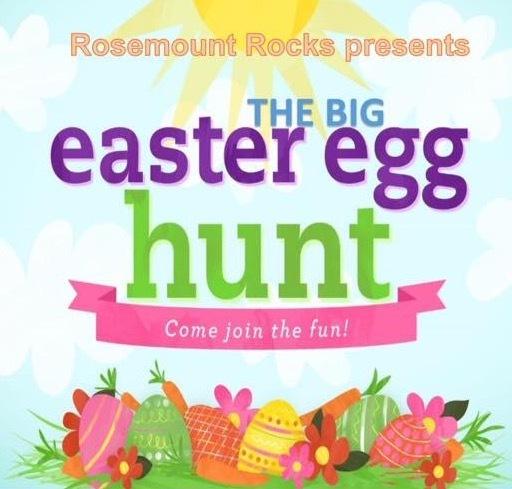 Rosemount Easter Egg Hunt