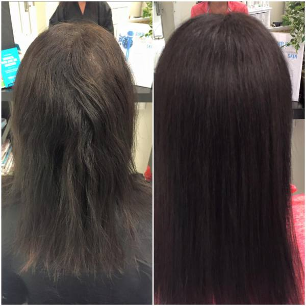 Dark Mocha & Smoothing Treatment