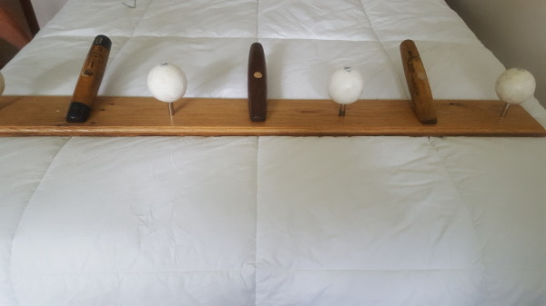 Polo Coat and Hat Rack
