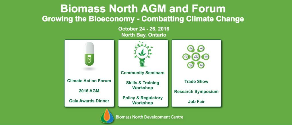 Biomass North AGM and Forum - Research Symposium