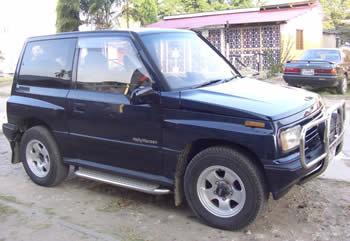 Suzuki escudo/vitara 3 doors