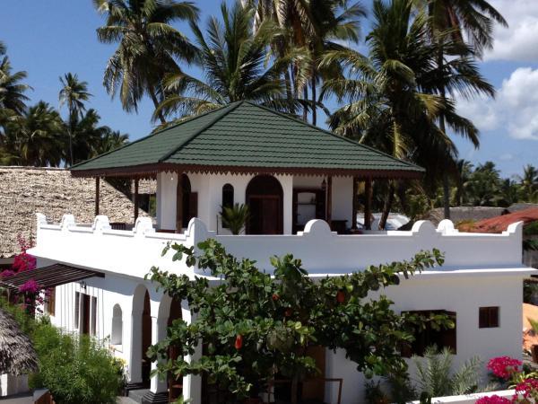 Mwendawima Villa