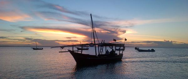 local Dhow Zanzibar
