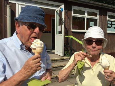 More ice creams