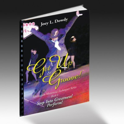 Get Up & Groove Book