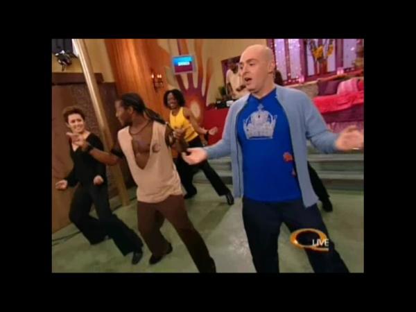 """Joey L. Dowdy's """"DANCE FLOOR Geek or SEXY Freak?"""""""