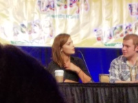 Clara Oswald, DR WHO, Doctor Who, Impossible girl, comic con, tampa, tampa comic con