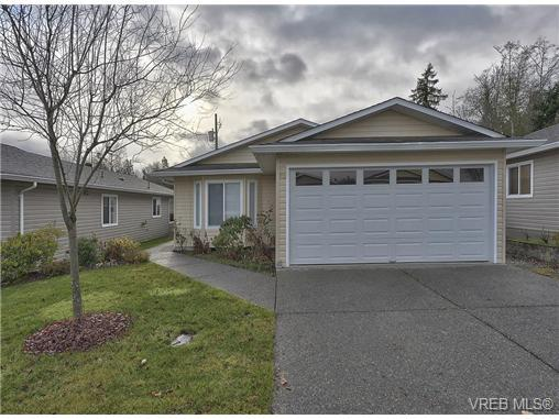 Saanichton home in great complex, 2 bdrm house 259,00 Heat pump, new appliances