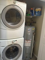 Whirlpool washer and dryer at 85-7570 Tetayut Rd.  Works great