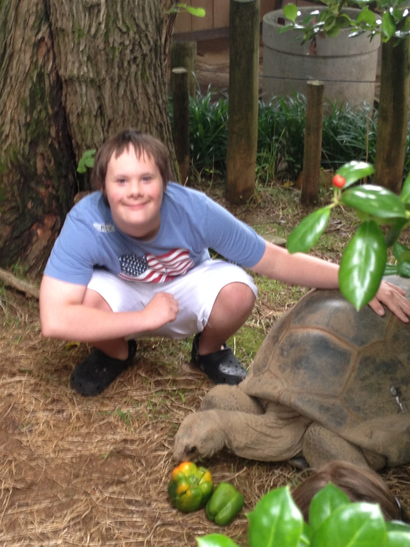 zoo Knoxville, special needs, autism