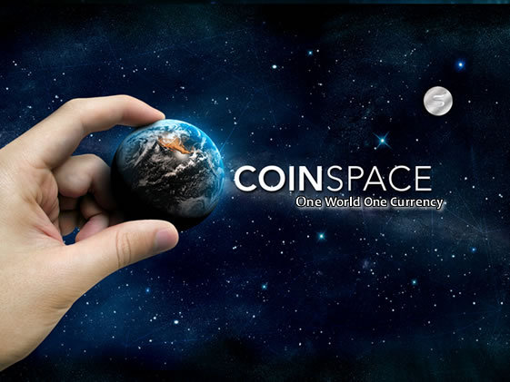 Coinspace - One World One Currency!