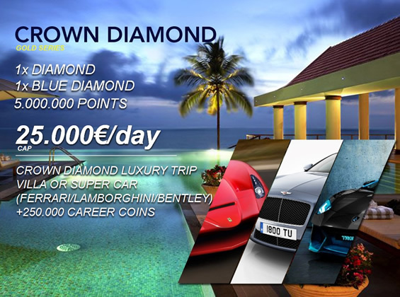 Crown Diamond!