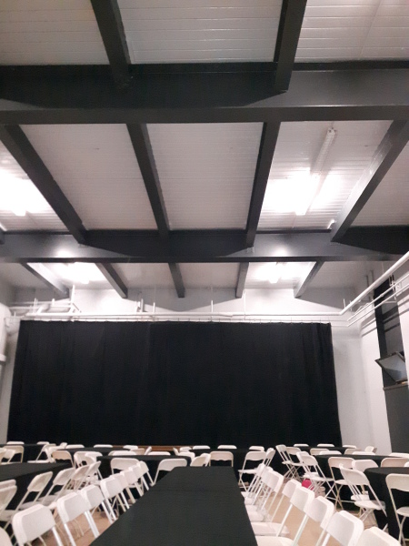The Entertainment Complex Performance Hall
