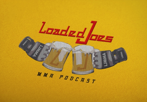Loaded Joes MMA Podcast, marketing consultant, mma, marketing branding,logo design