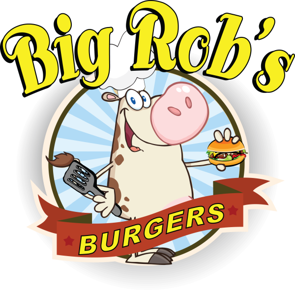 Big Robs Burgers,marketing consultant, mma, marketing branding,logo design
