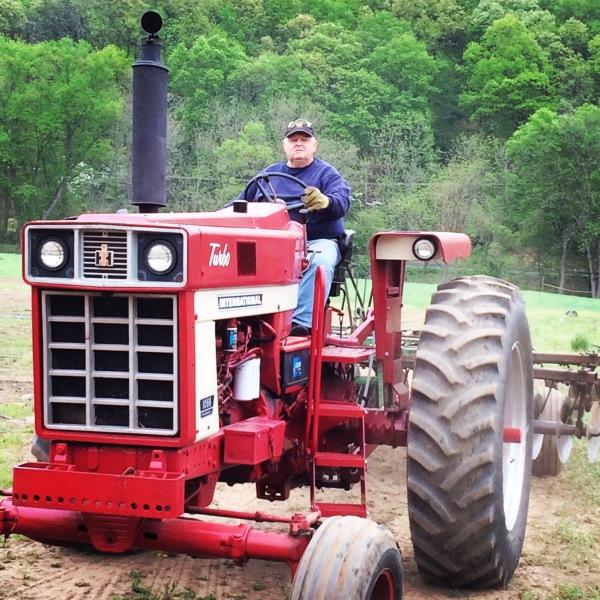 Bob, Master Farmer