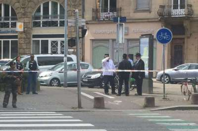 Rabbi Stabbed