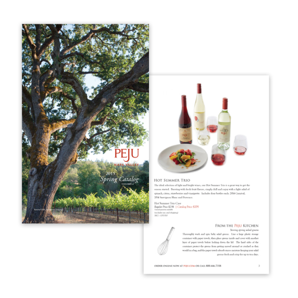 2015 Spring Catalog, 12 pages