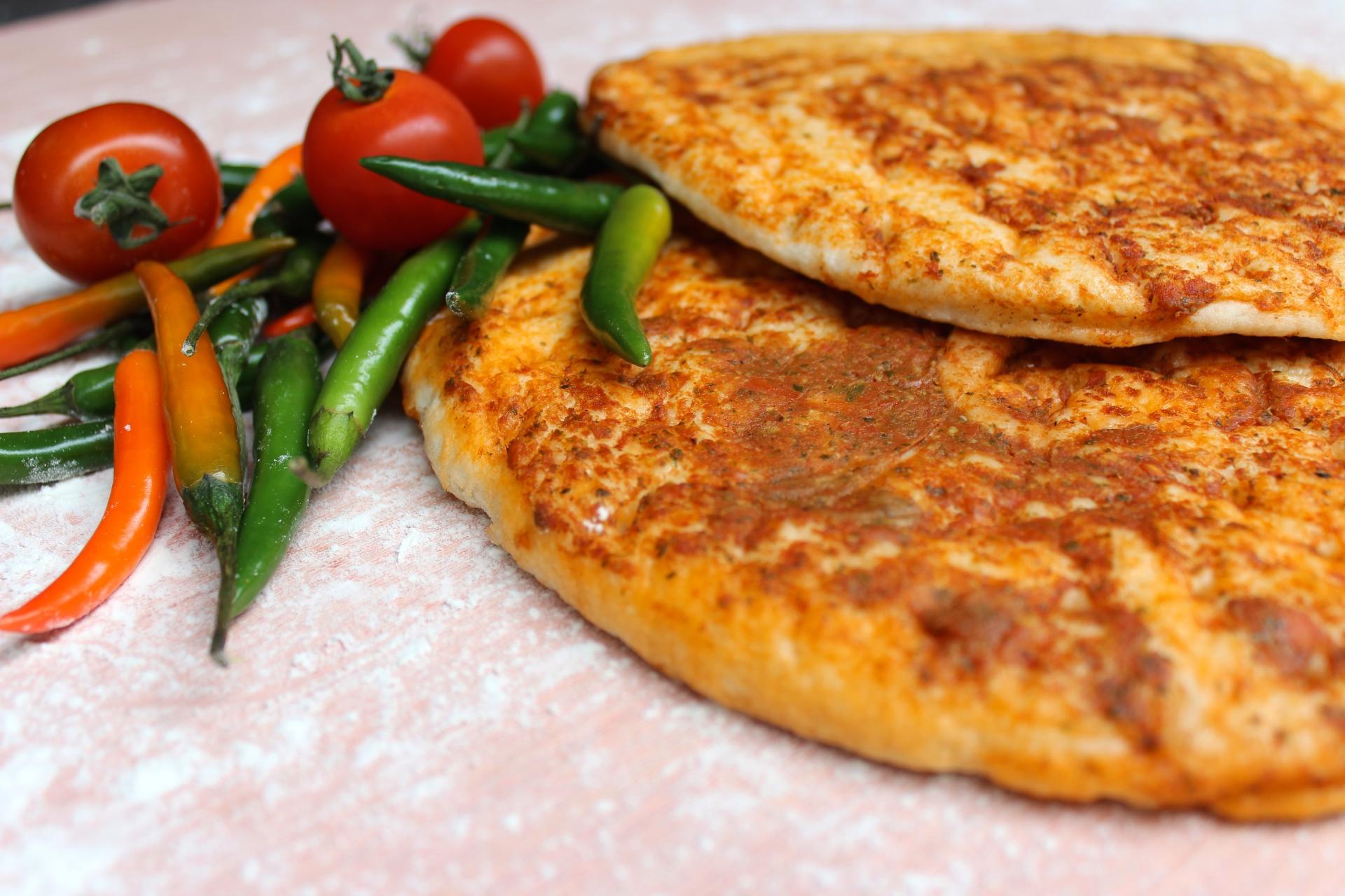 Chilli & Tomato Flatbread