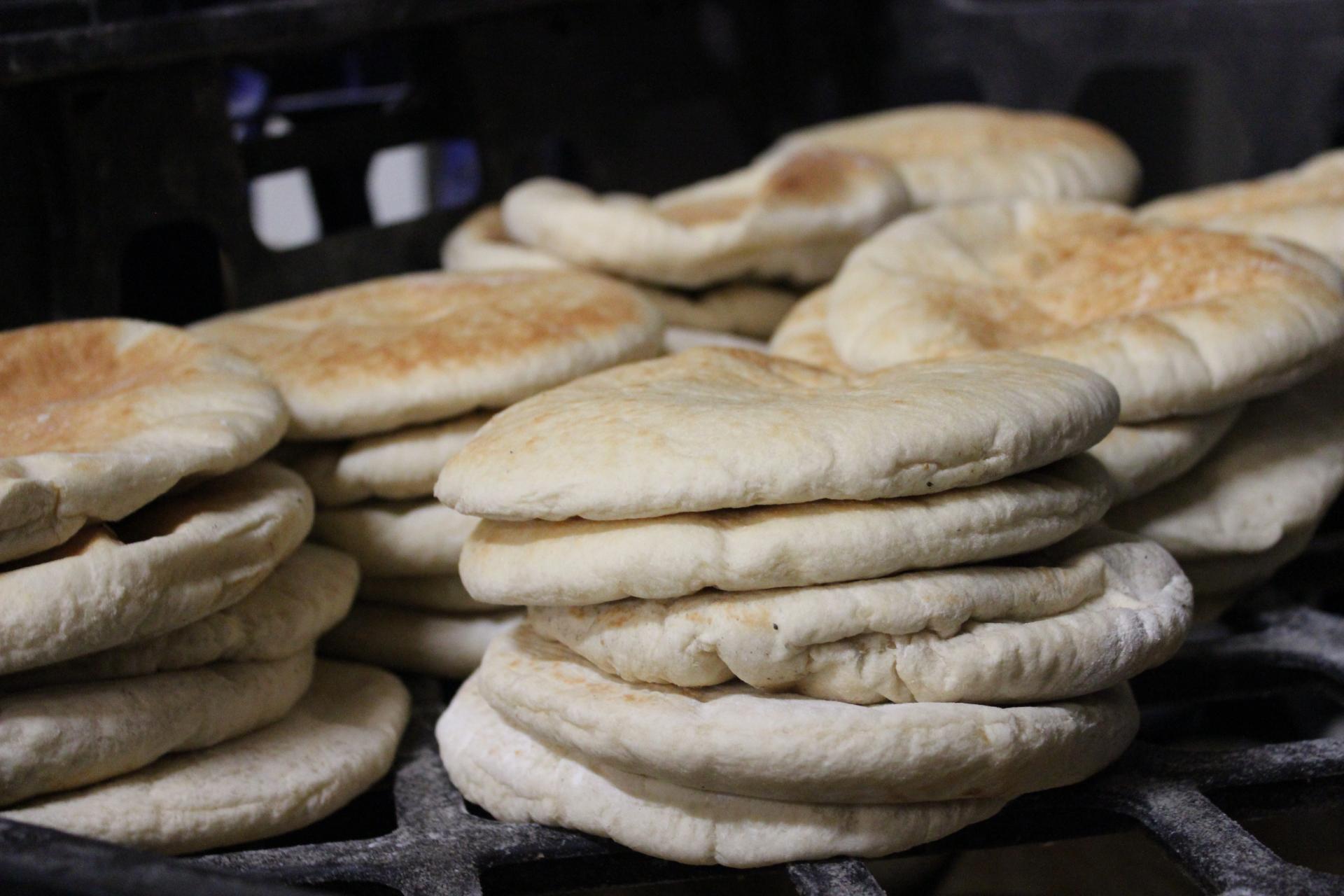 White Pitta Bread