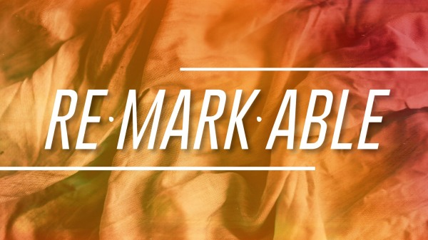 Re-Mark-Able