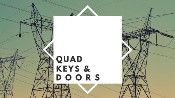 Quad: Keys & Doors