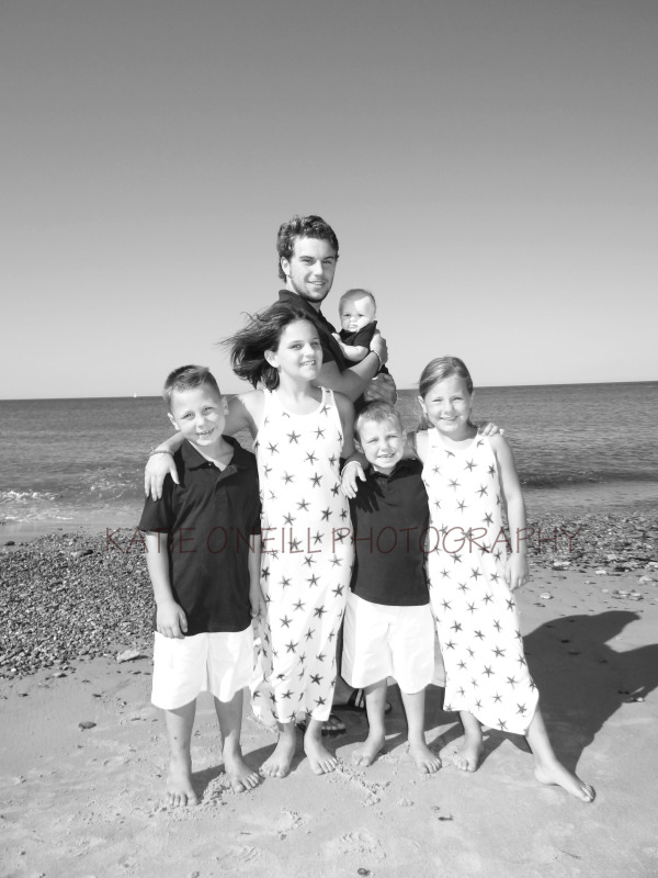 Buckingham grand kids at the beach!