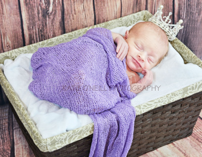 Baby Morrissey Newborn Session!