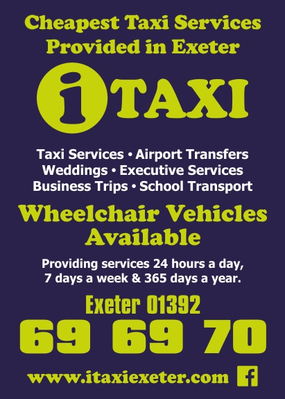 exeter taxi