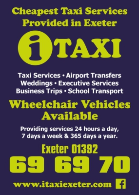 cheapest taxi exeter taxi near me number