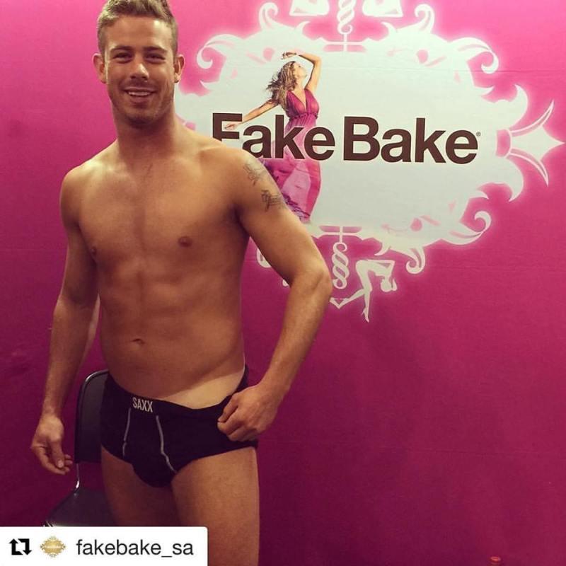 Fakebake for men