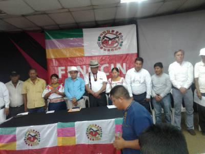 Asamblea nacional de Fenocin, Guayaquil