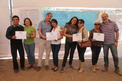 Cierre de Escuela Manuela Espejo, Quito