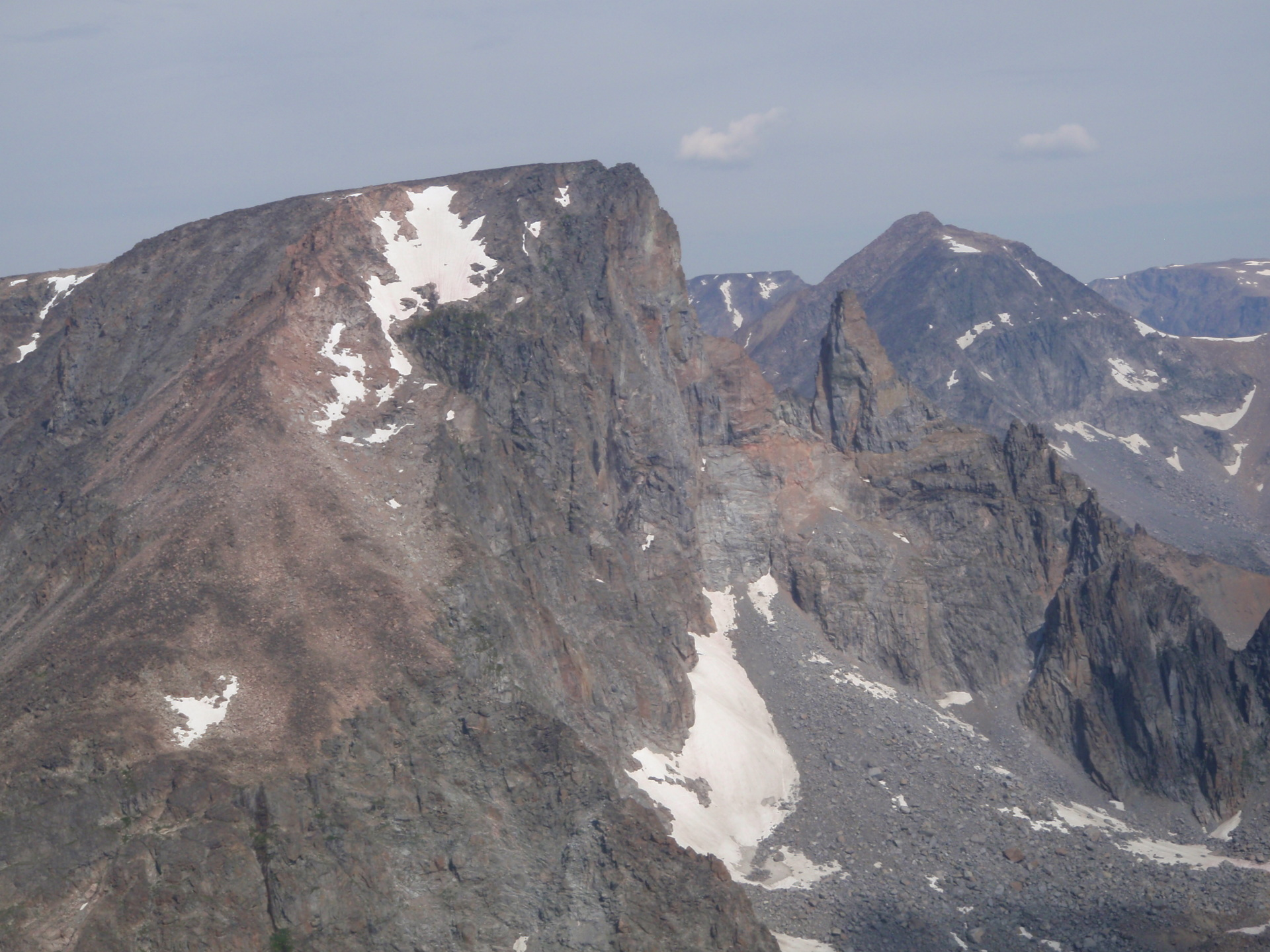 11. Beartooth Mountain