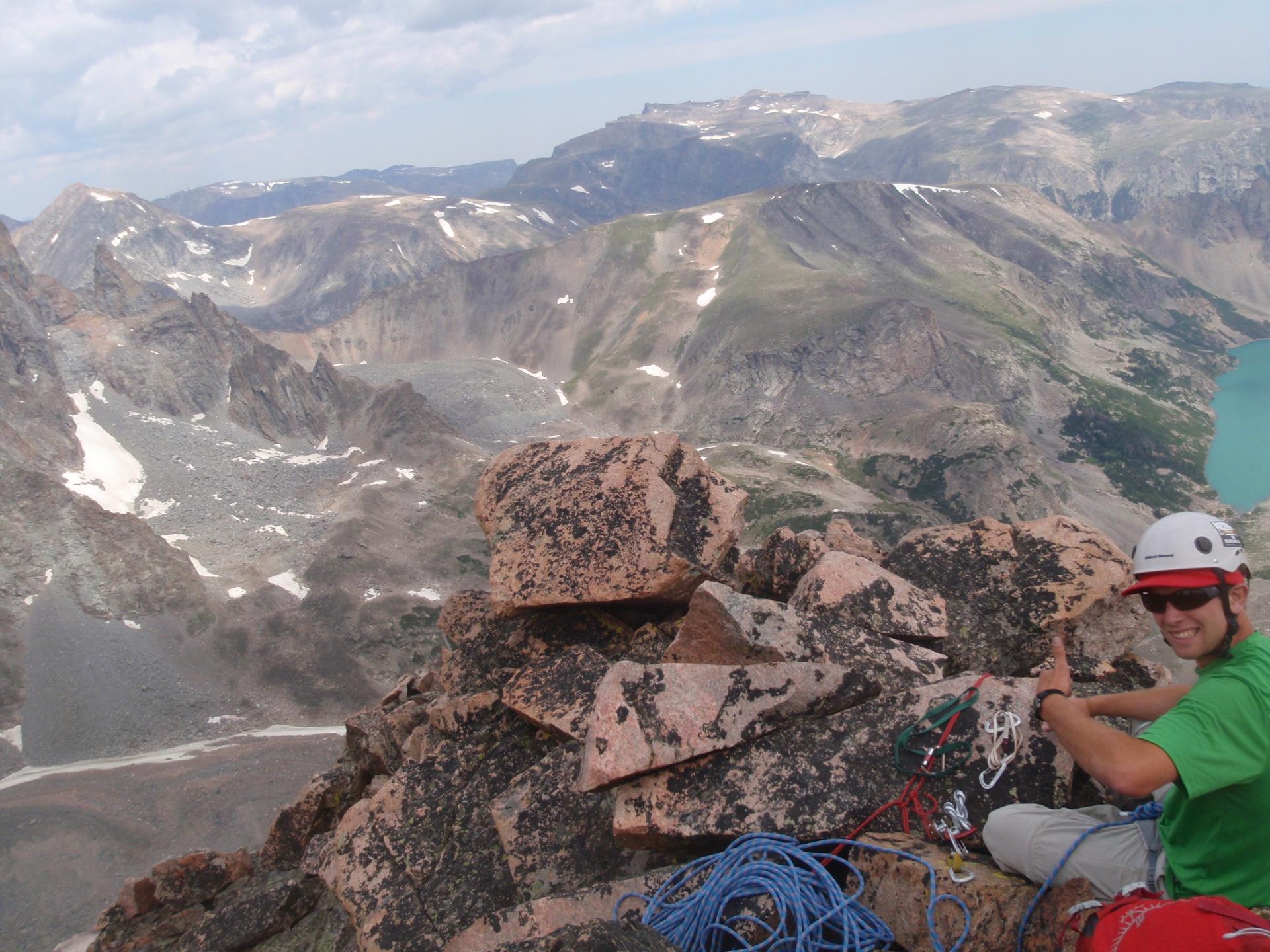 20. Mt Rearguard