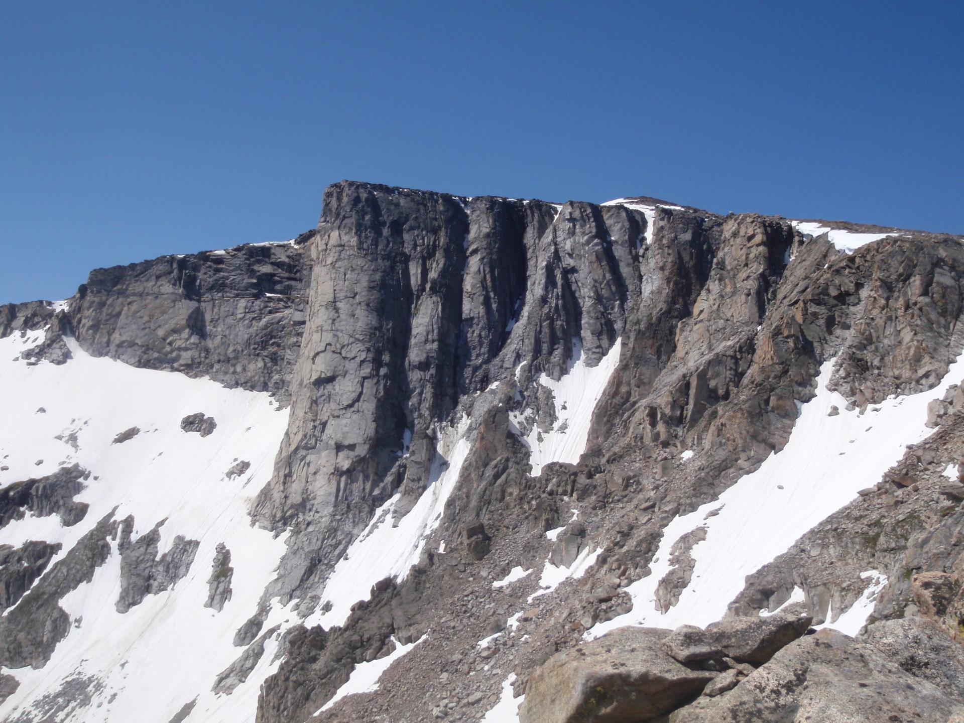 6. Silver Run Peak