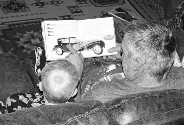 Grandparent/child