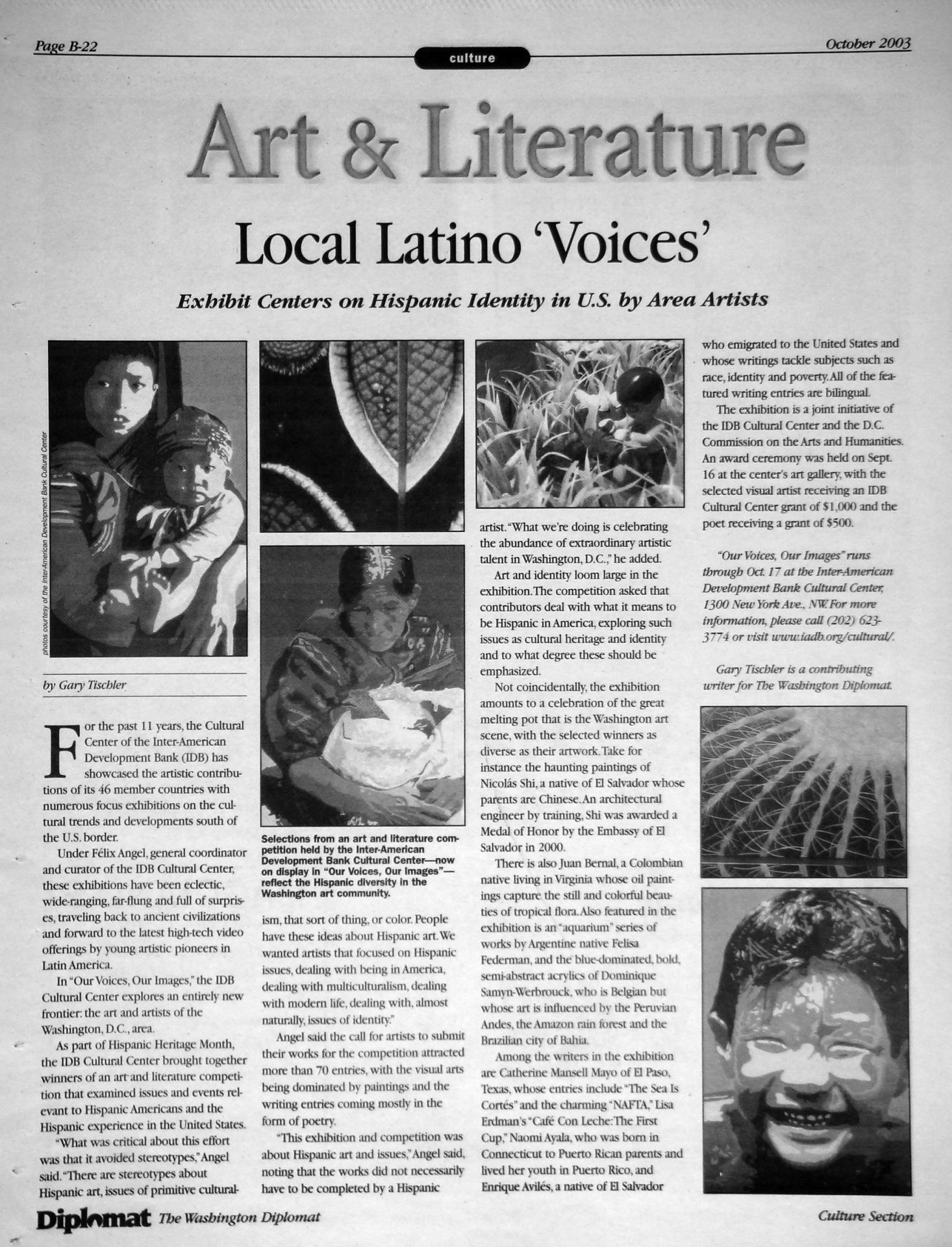Local Latino 'Voices'