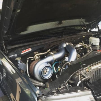 850 whp Built motor twin turbo Duramax