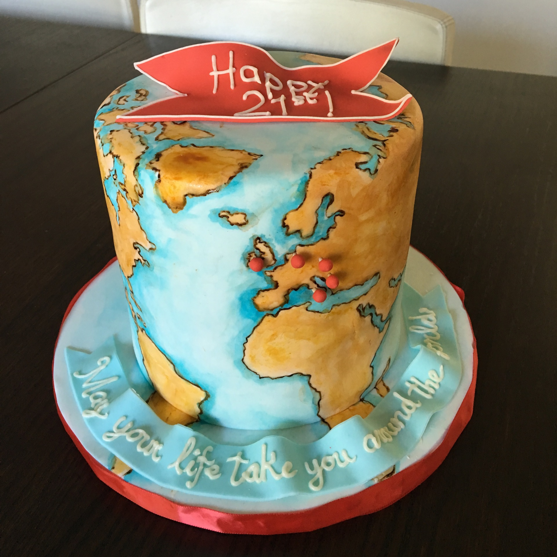 custom cakes nj world cake map cake