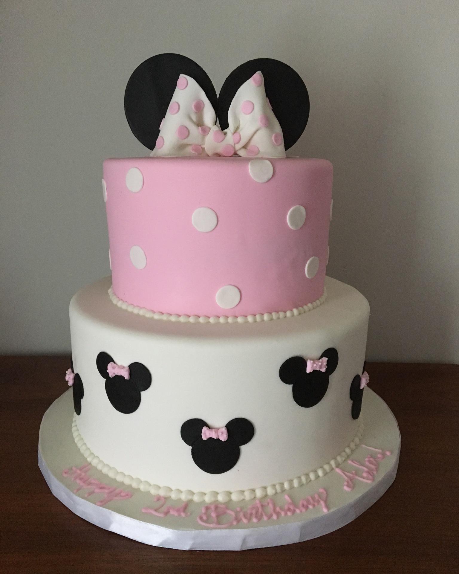 custom cakes nj minnie mouse cake
