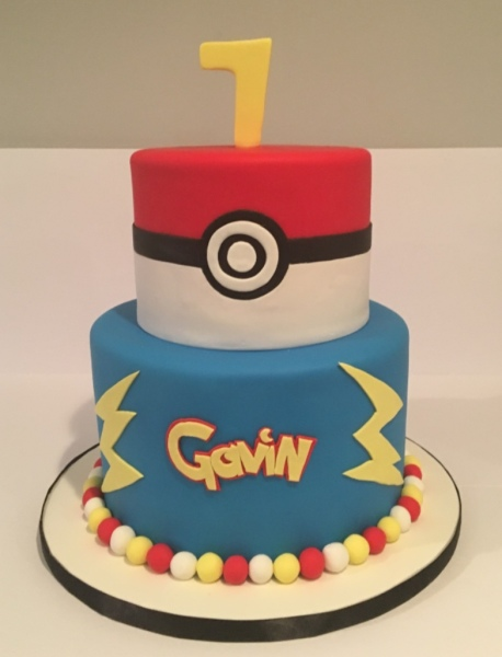 custom cake nj pokemon cake birthday cake